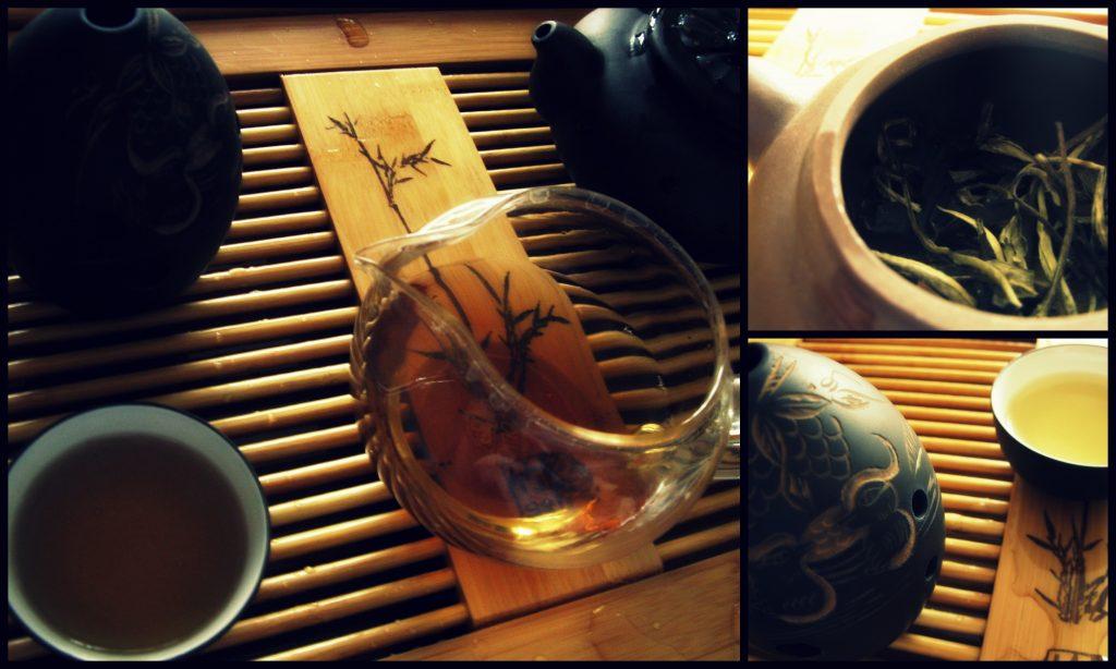 Xun, white puerh